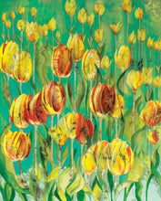 Tulips - Greeting Card - V_104