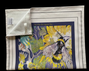 Tea Towel Bee design. TTB1