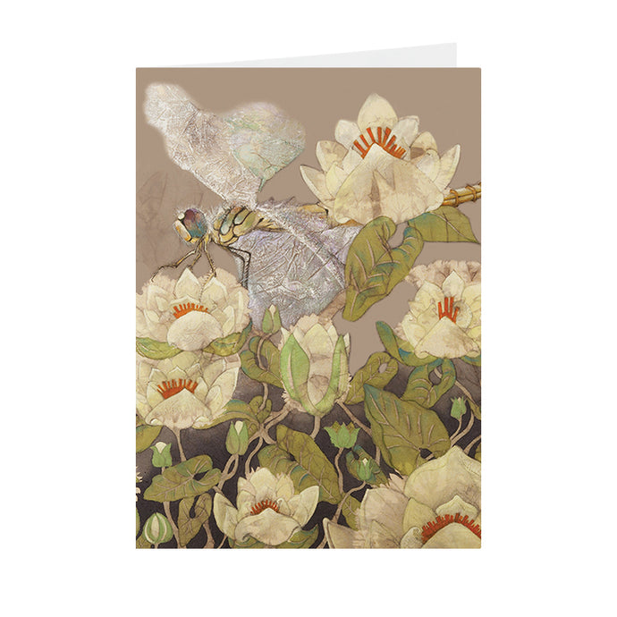 Dragonfly - Greeting Card - V_04