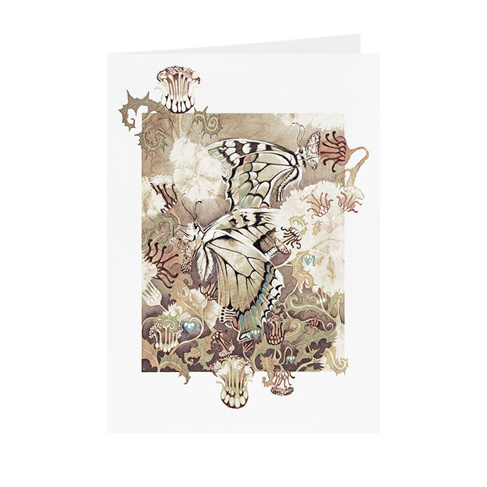 Butterflies - Greeting Card - V_06