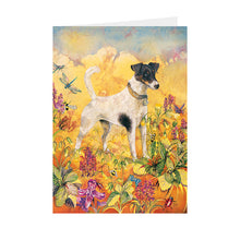Dogs - Teddy - Greeting Card - V_100