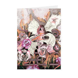 Fantasy - Fairy - Greeting Card - V_108