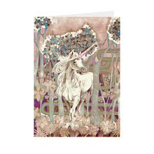 Fantasy - Unicorn - Greeting Card - V_118