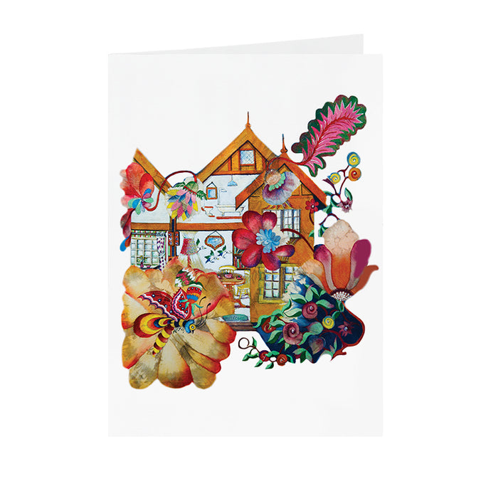 Home Sweet Home - Greeting Card - V_23