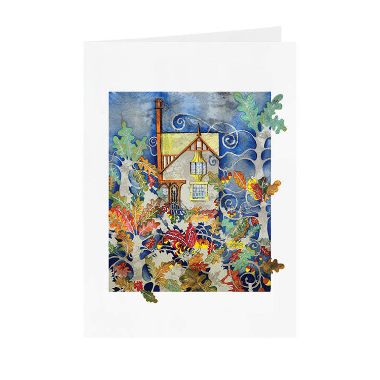 Home Sweet Home - Greeting Card - V_24