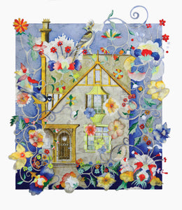 Home Sweet Home - Greeting Card - V_25