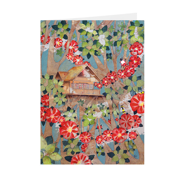 Home Sweet Home - Greeting Card - V_27