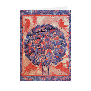 Pattern - Stanley Tree - Greeting Card - V_36