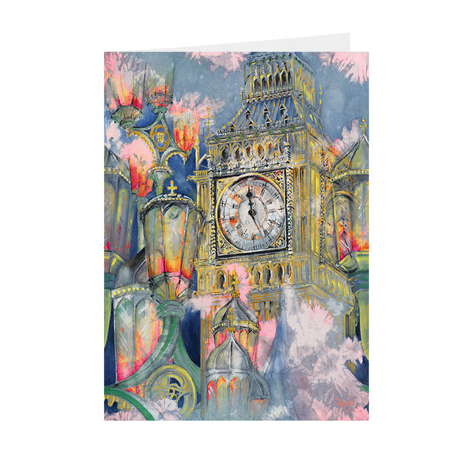 City of London - Greeting Card - V_50