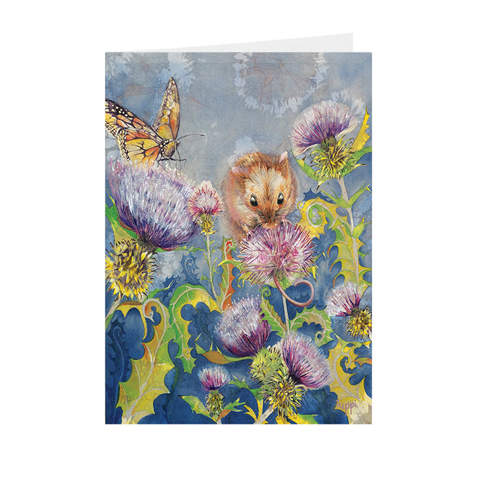 Garden Wonderland - Greeting Card - V_53