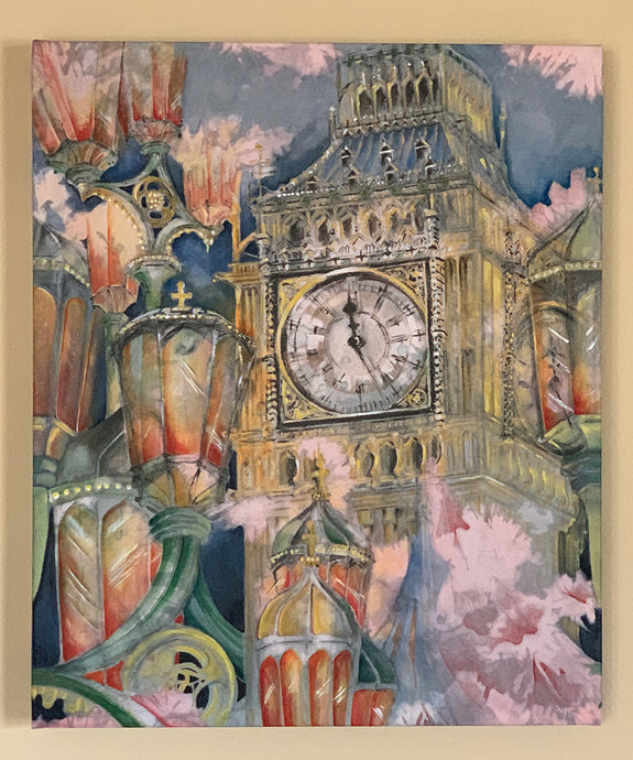Canvas - Big Ben -BB_1