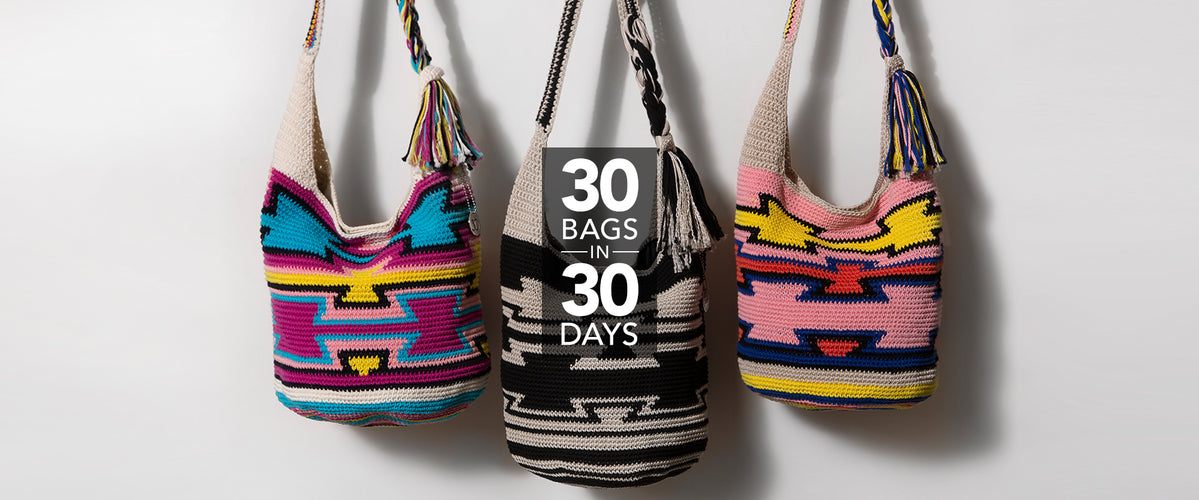 30 Bags in 30 Days Giveaway