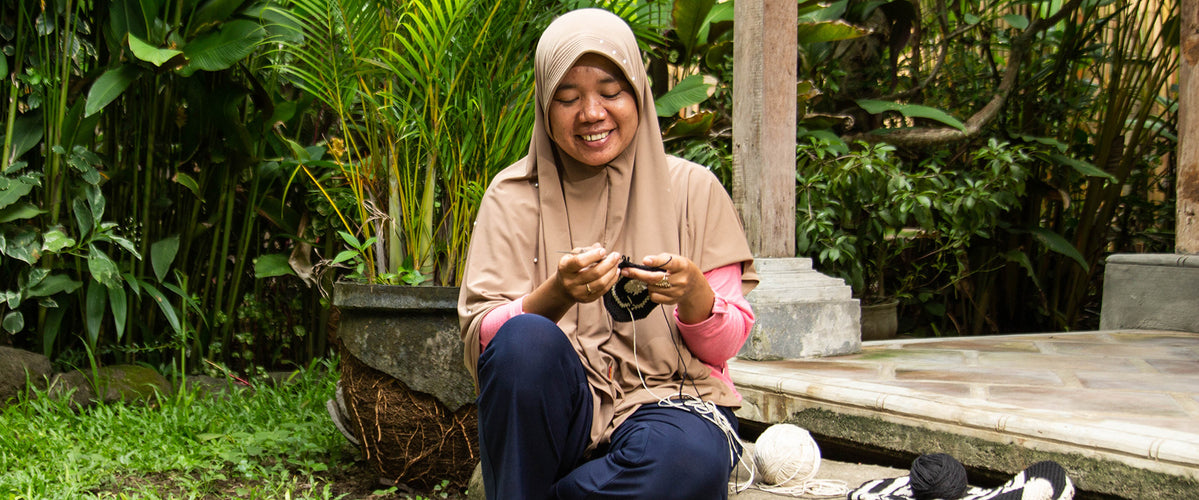 Meet the Bali Artisans Behind Our 30th Anniversary Collection