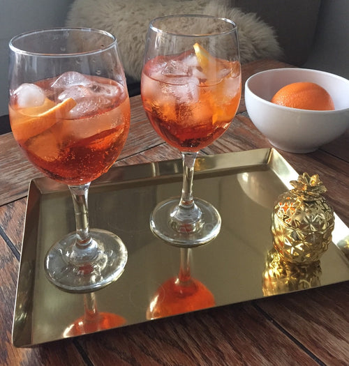 Cocktail Hour : DIY Spritz