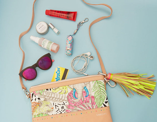 What's In Your Bag, Featuring Sophia