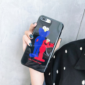 Best Friends Sesame Street IPhone Case