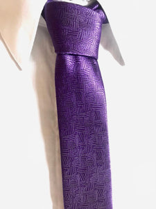 Corbata Gentleman Purple