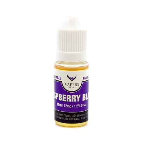 Vapers Choice Raspberry Blast - Purple Label