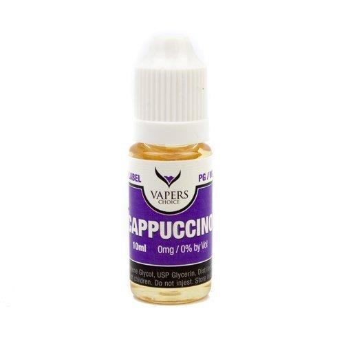 Vapers Choice Cappuccino - Purple Label