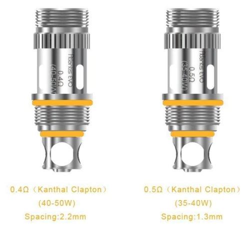 Aspire Atlantis Evo Replacement Coil - Zikwid