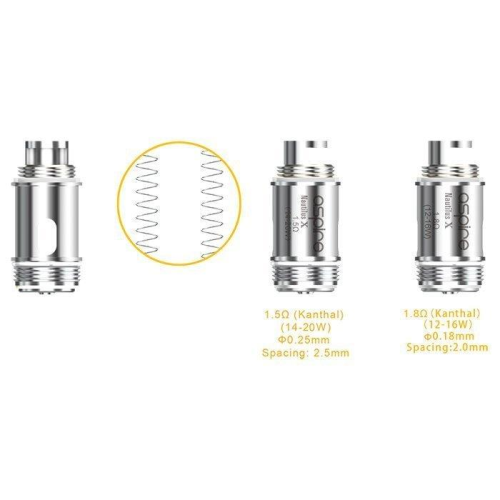Aspire Nautilus X Replacement Coil - Zikwid