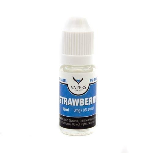 Vapers Choice Strawberry - Blue Label