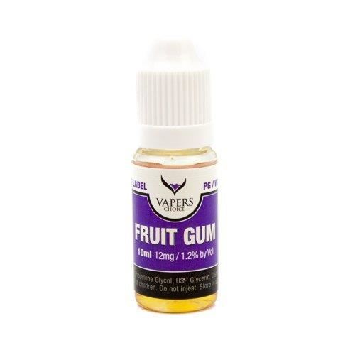 Vapers Choice Fruit Gum - Purple Label