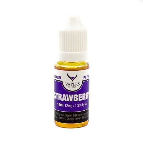 Vapers Choice Strawberry -Purple Label