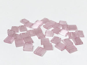Tila Beads 5mm, Farbe 05 Silk Pale Dusty Rose - bead&more