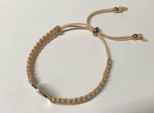 "Kurs Armband ""simply Makramee"" Mittwoch, 6.5.2020 - bead&more"