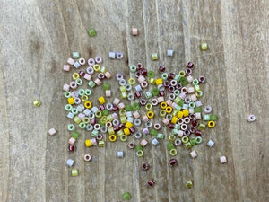 Delica Glasperlen 11/0 - Mix Pink Lemonade - bead&more