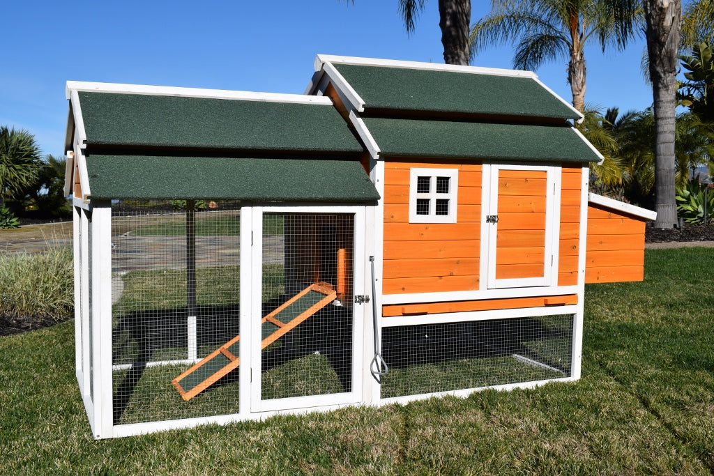 Rugged Ranch™ Cheyenne Chicken Coop