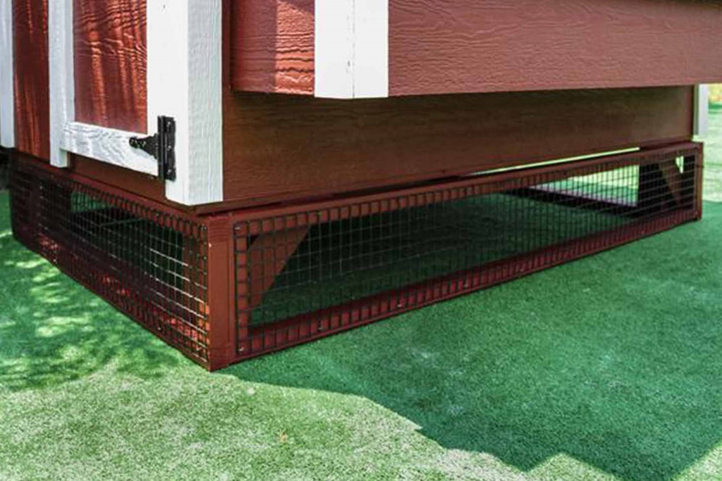 OverEZ™ Chicken Coop Wire Panels - Medium