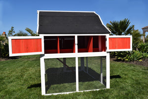 Rugged Ranch™ Omaha Chicken Coop