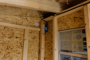 OverEZ™ Chicken Coop Electrical Heat Package