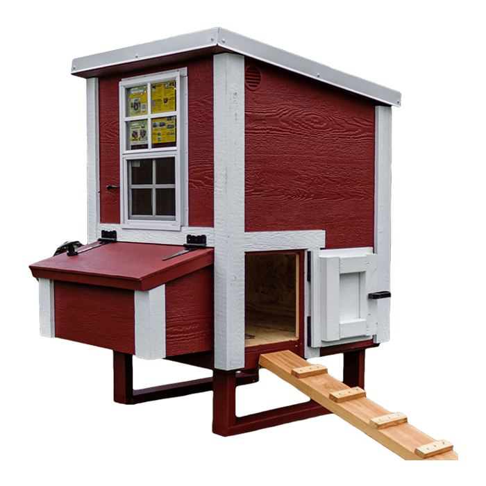 OverEZ™ Small Chicken Coop Kit (up to 5 chickens)