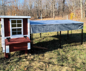 OverEZ® Small Chicken Coop Kit (up to 5 chickens)