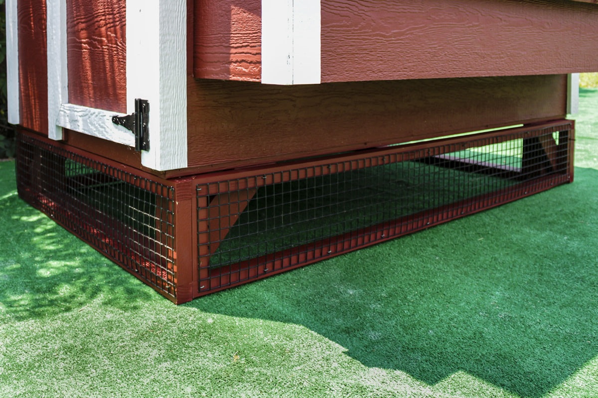 OverEZ™ Chicken Coop Wire Panels - Small