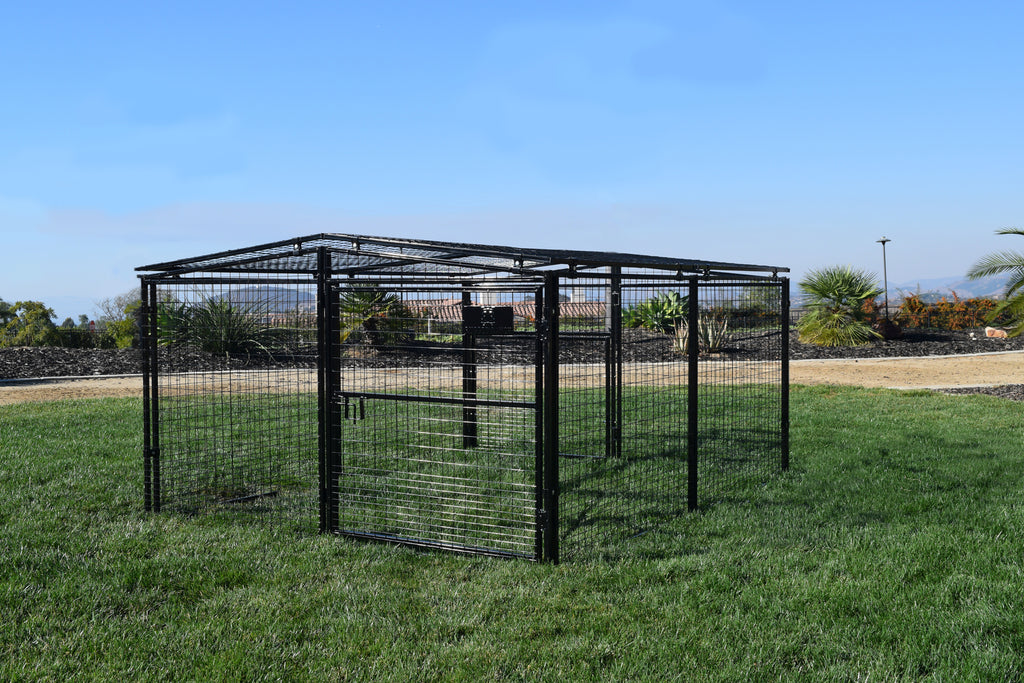 Rugged Ranch™ 7' x 8' x 4' Universal Welded Wire Pen