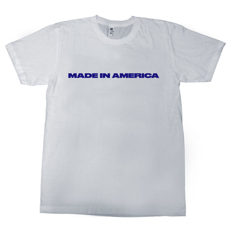 Made In America Event Tee - Made In America Festival