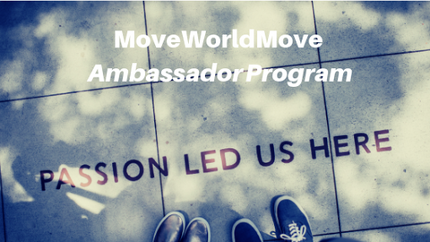 Some facts about the MoveWorldMove Ambassador Program