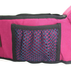 Fantastic Storage Baby Waist Carrier with Pockets