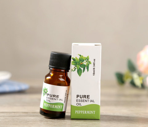 MoveWorldMove Essential Oils 10ml Peppermint Aromatherapy Diffuser