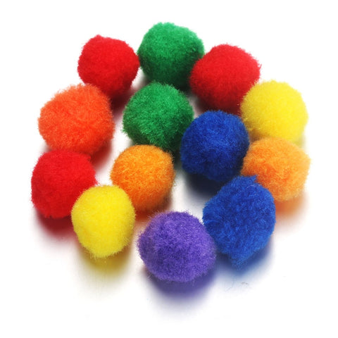 10pc Multi-color Aromatherapy Essential Oil Balls for Pendants & Lockets