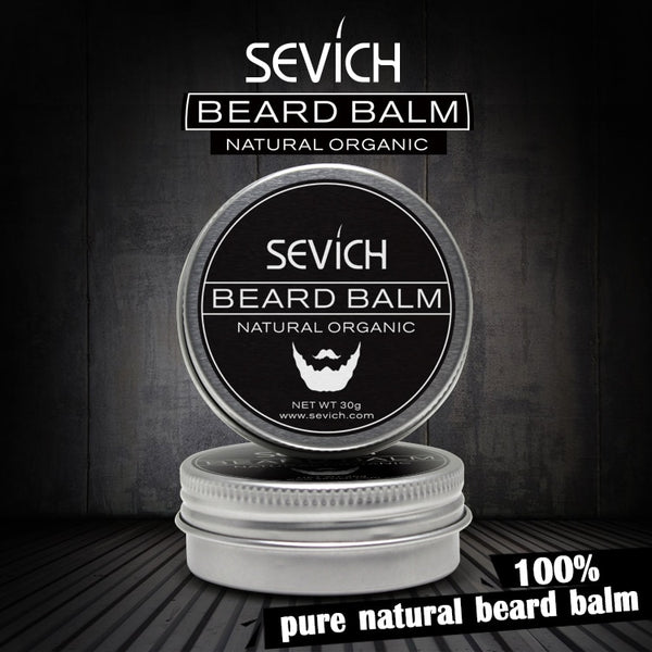 2-in-1 Organic Beard Oil and Balm Combo Set