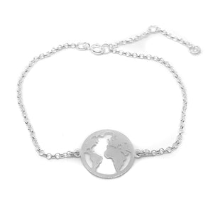 Pulsera World