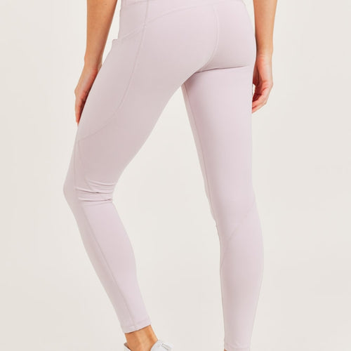 Highwaist Legging Light Pink