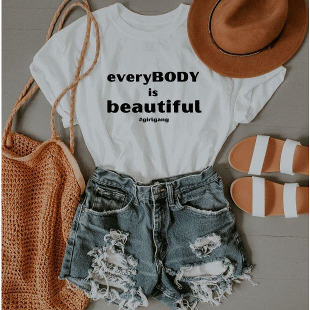 everyBODY is beautiful T-Shirt