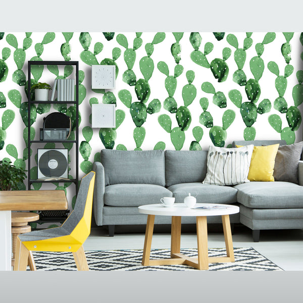 Cactus Removable Wallpaper
