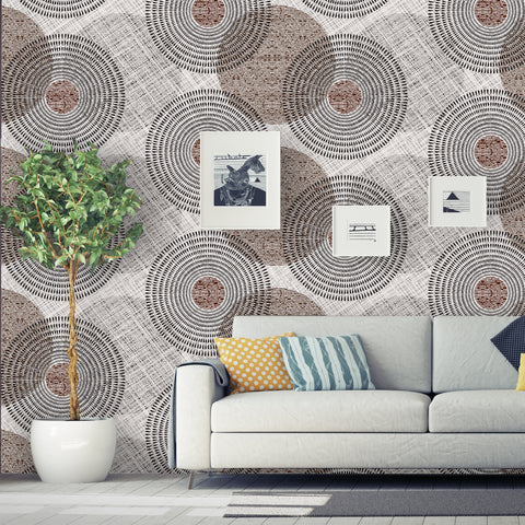 Marble Wall Tiles Removable Wallpaper